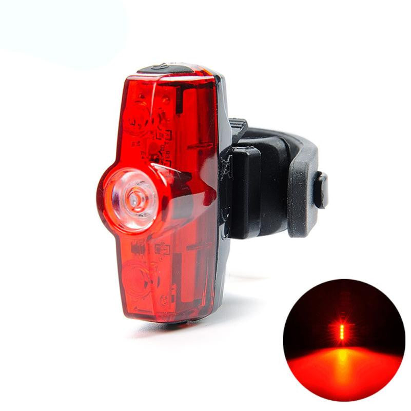 USB Rechargeable Rear LED Bike Light