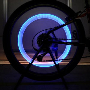 LED Valve Cap LED Cycling Light