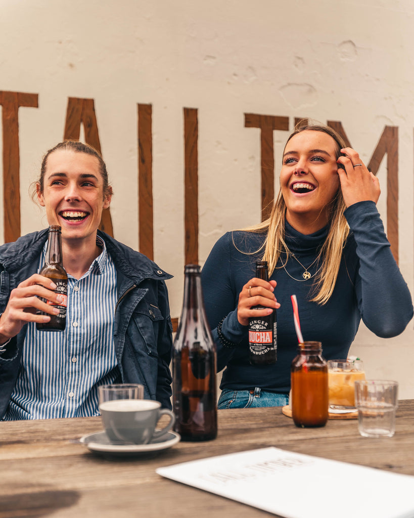 tall timber kombucha melbourne cafe