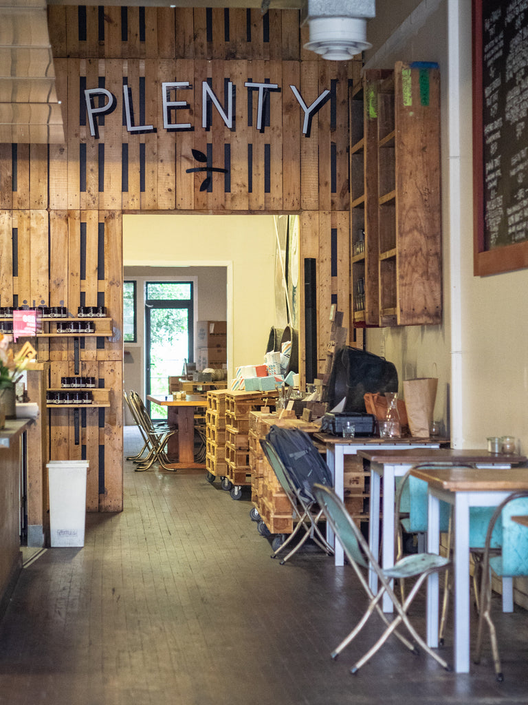 Plenty cafe west end brisbane