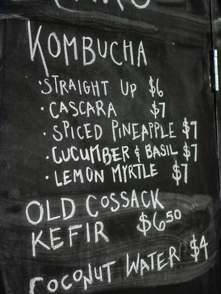 the bucha of byron on sale at plenty cafe west end brisbane