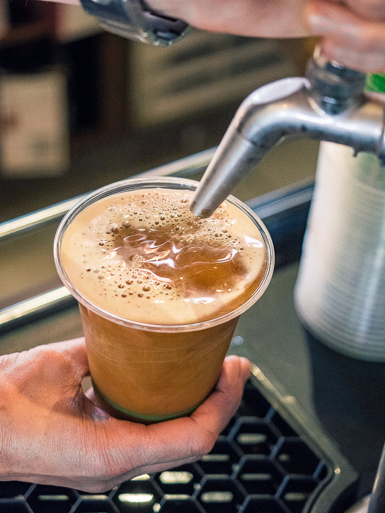 The bucha on tap suffok park bakery