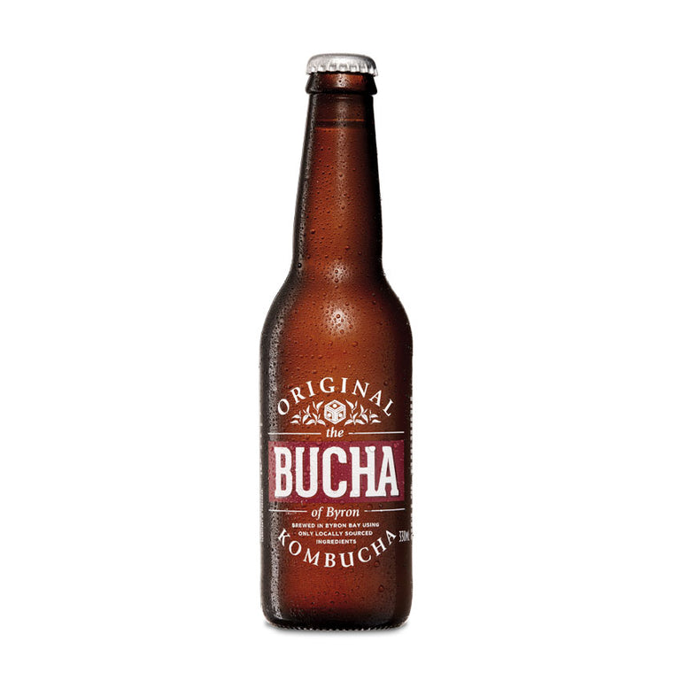 Original Kombucha 330ml x 24