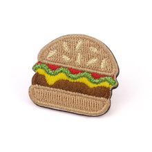 Cheeseburger Pin
