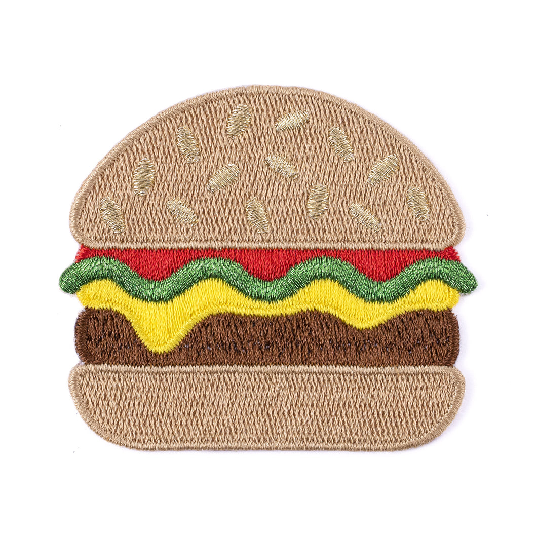 Cheesburger Patch