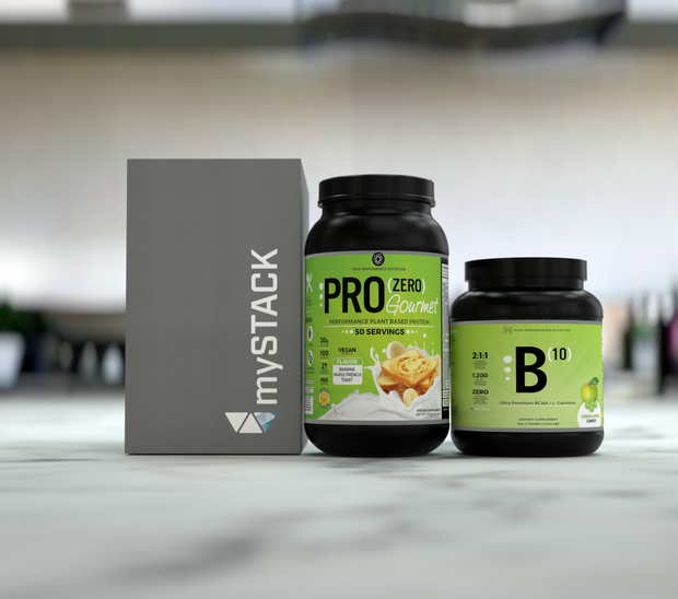 mySTACK PLUS • Two Items (50 serving options available)