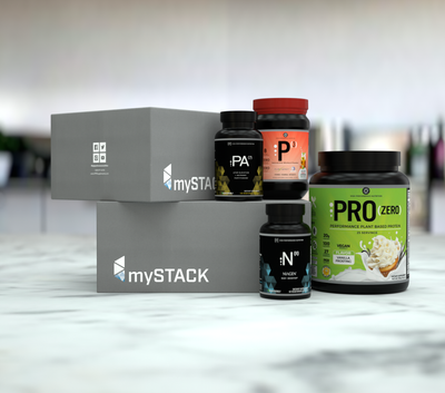 mySTACK • Four Items