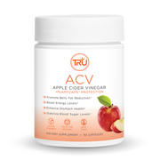TRU ACV - Organic Apple Cider Vinegar
