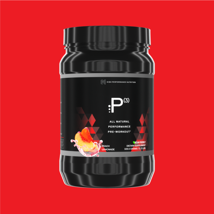 P(3) Performance Pre Workout
