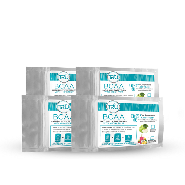 TRU BCAA Sample Kit – 4 Samples