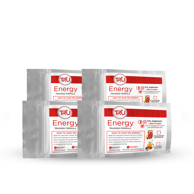 Tru Energy Sample Kit - 4 Samples