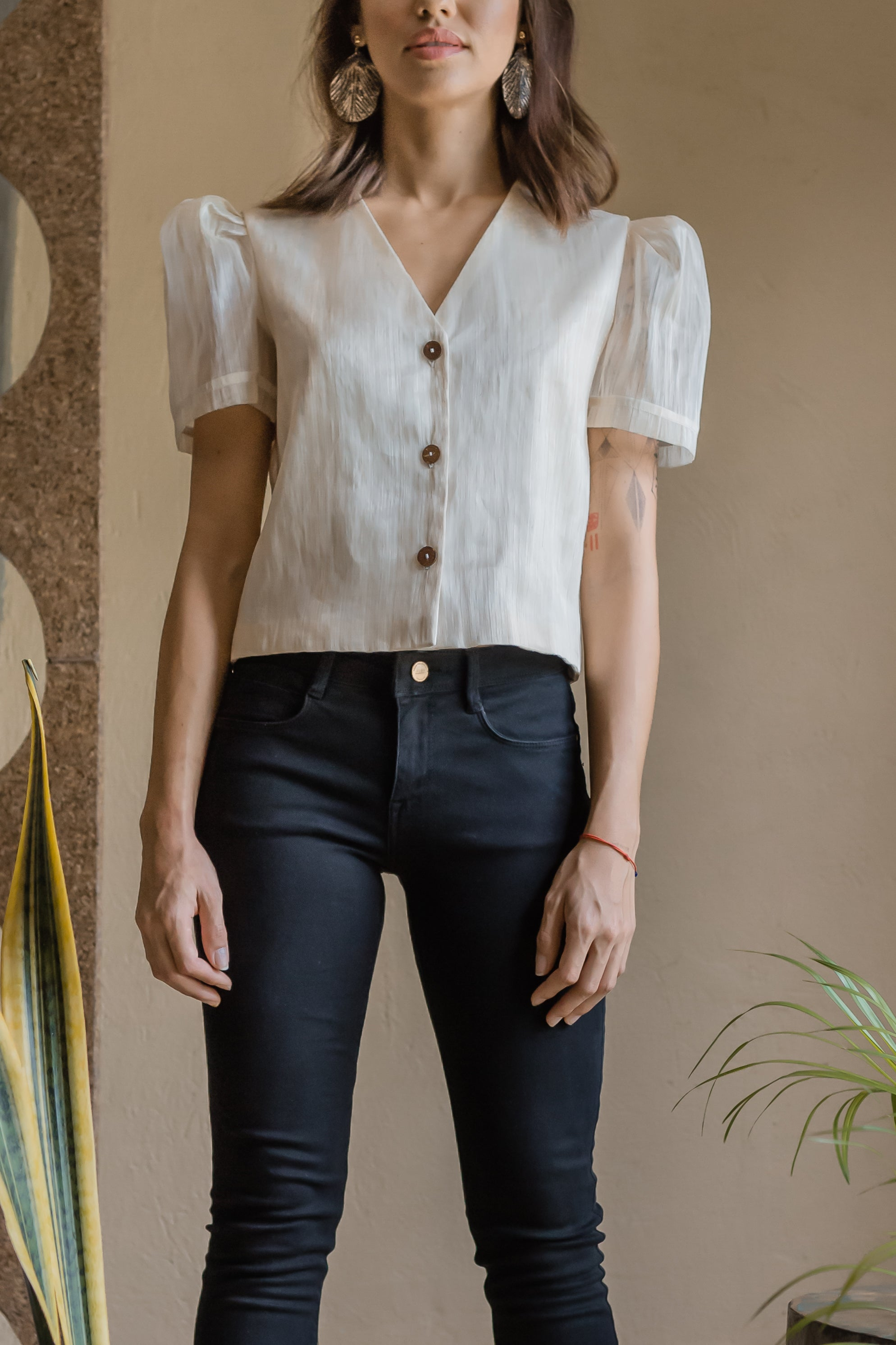 Azucena Blouse