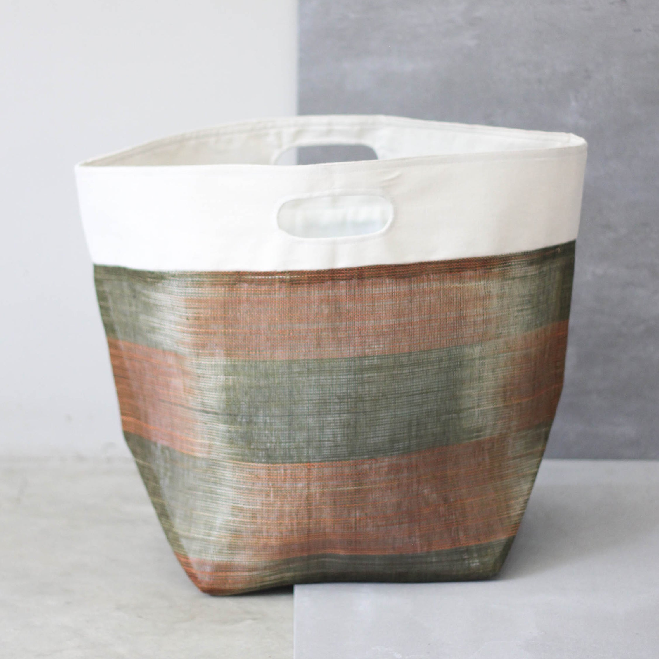 Abaca Bucket Large