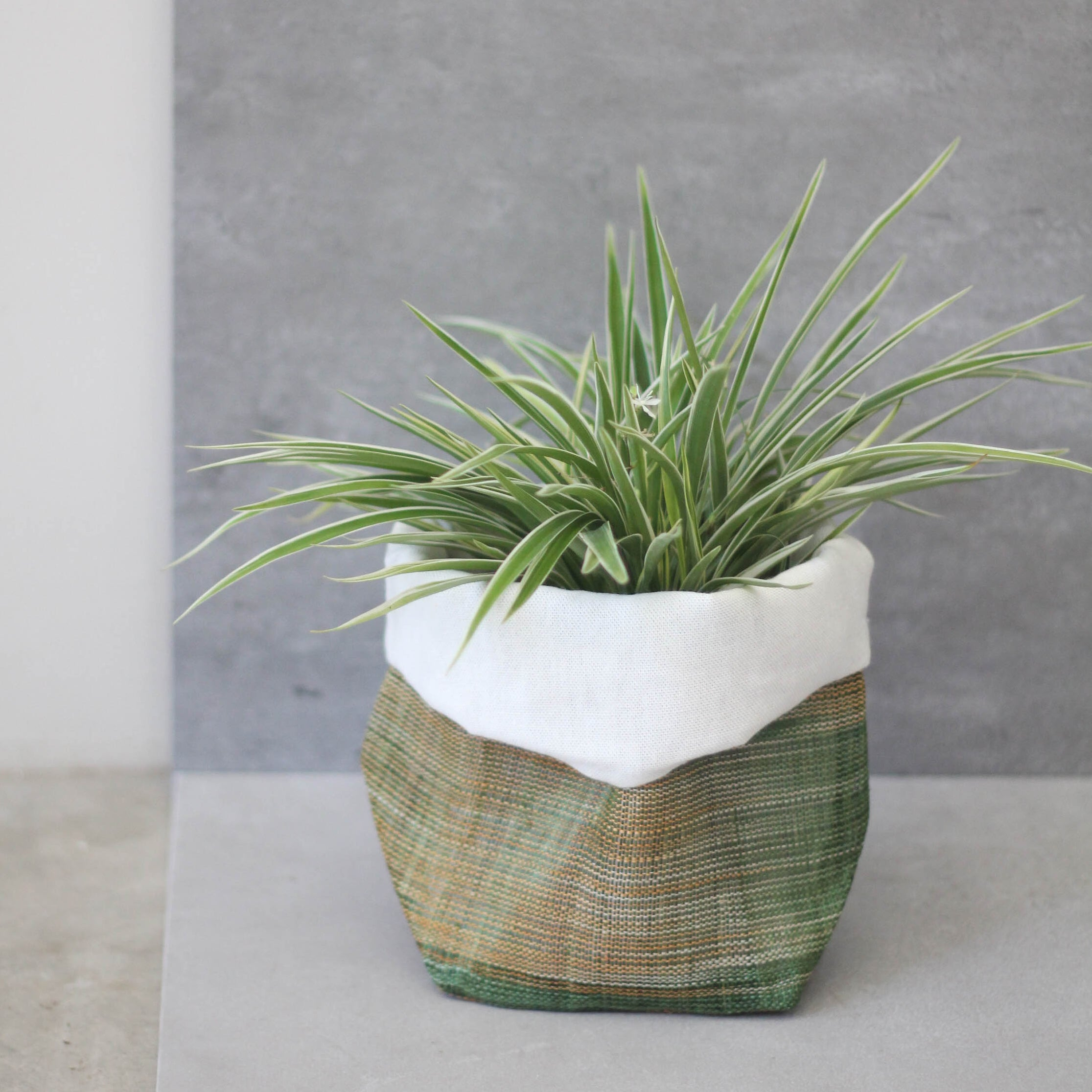 Abaca Bucket Small