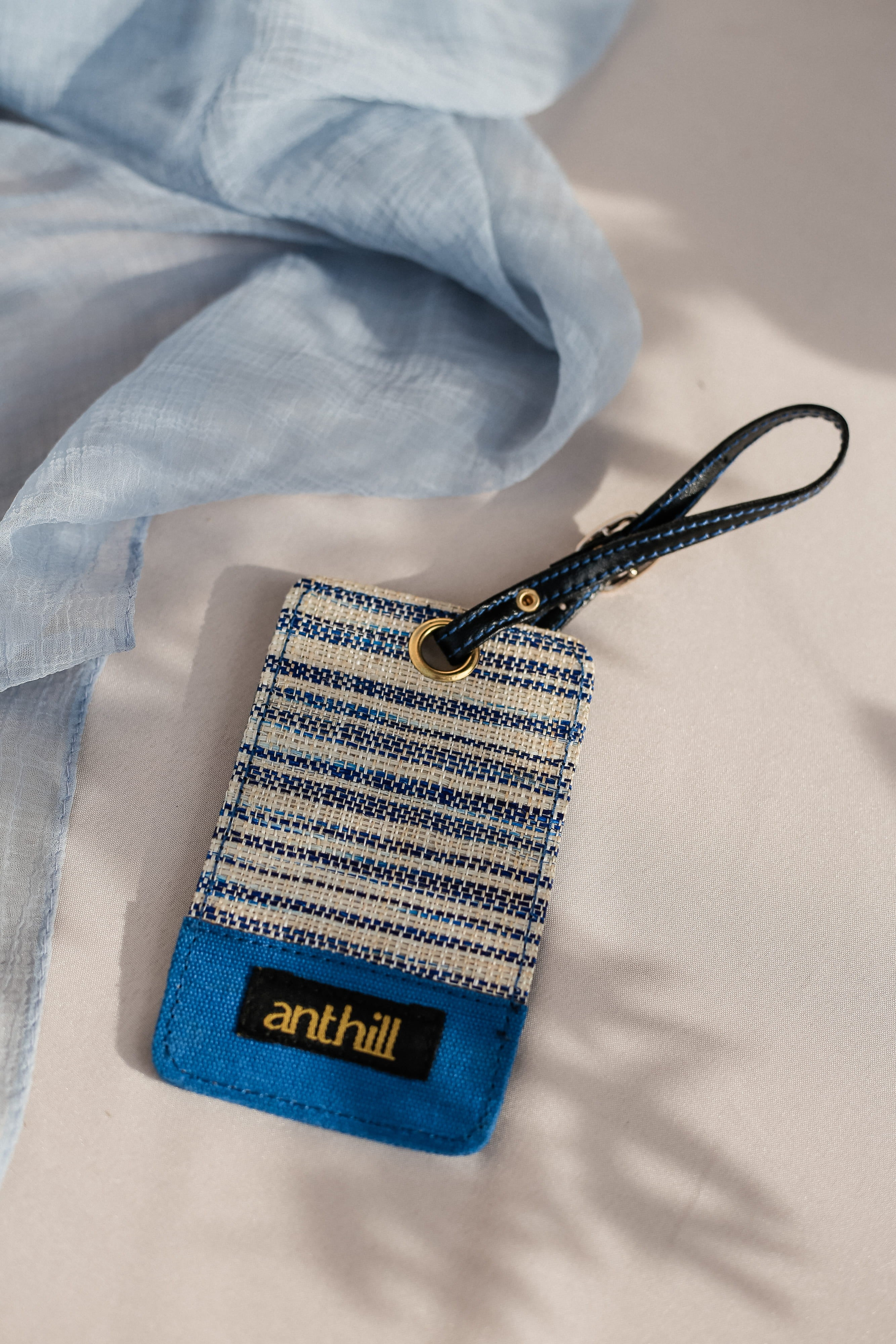 Luggage Tag - Abaca