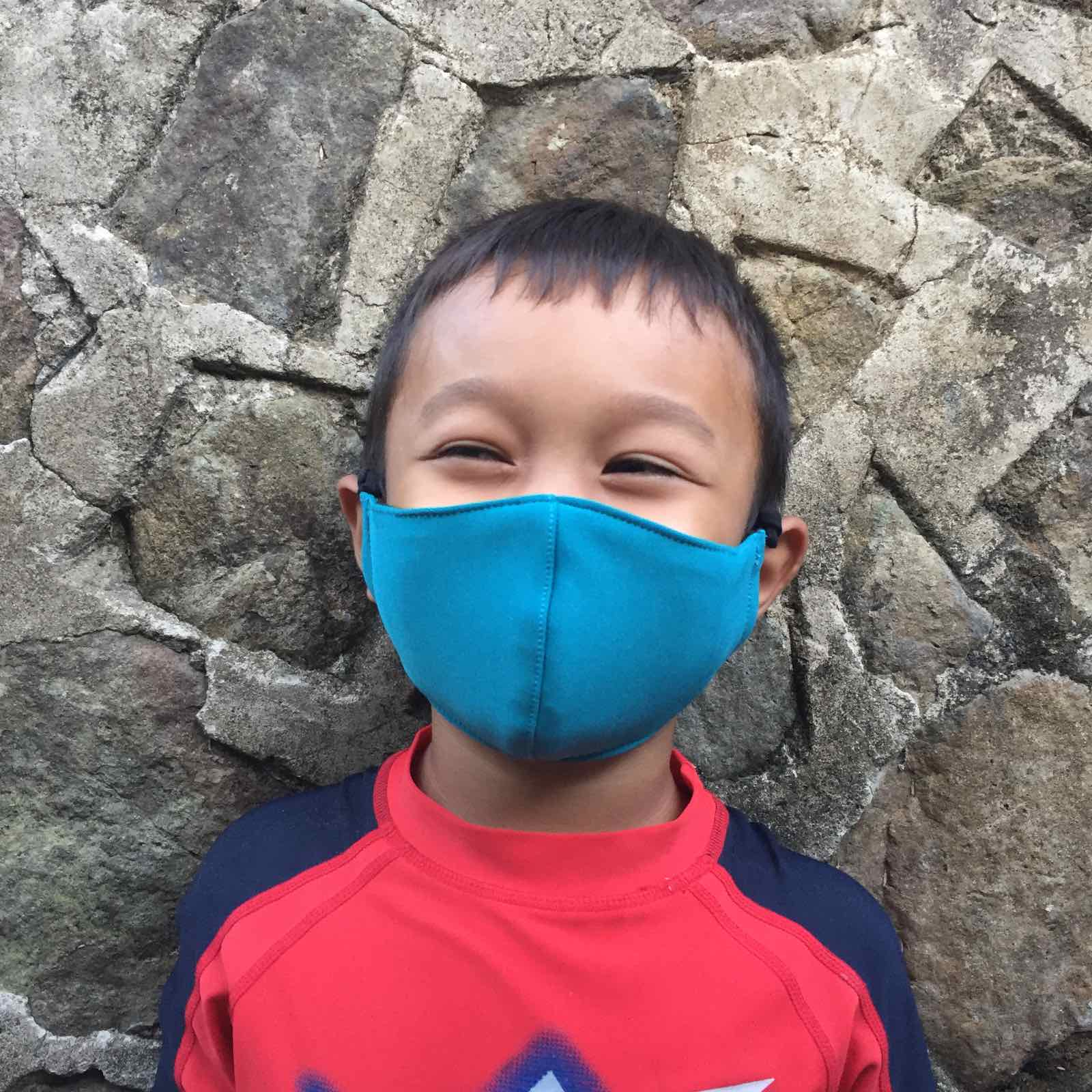 Zero Waste Kids Commercial Face Mask