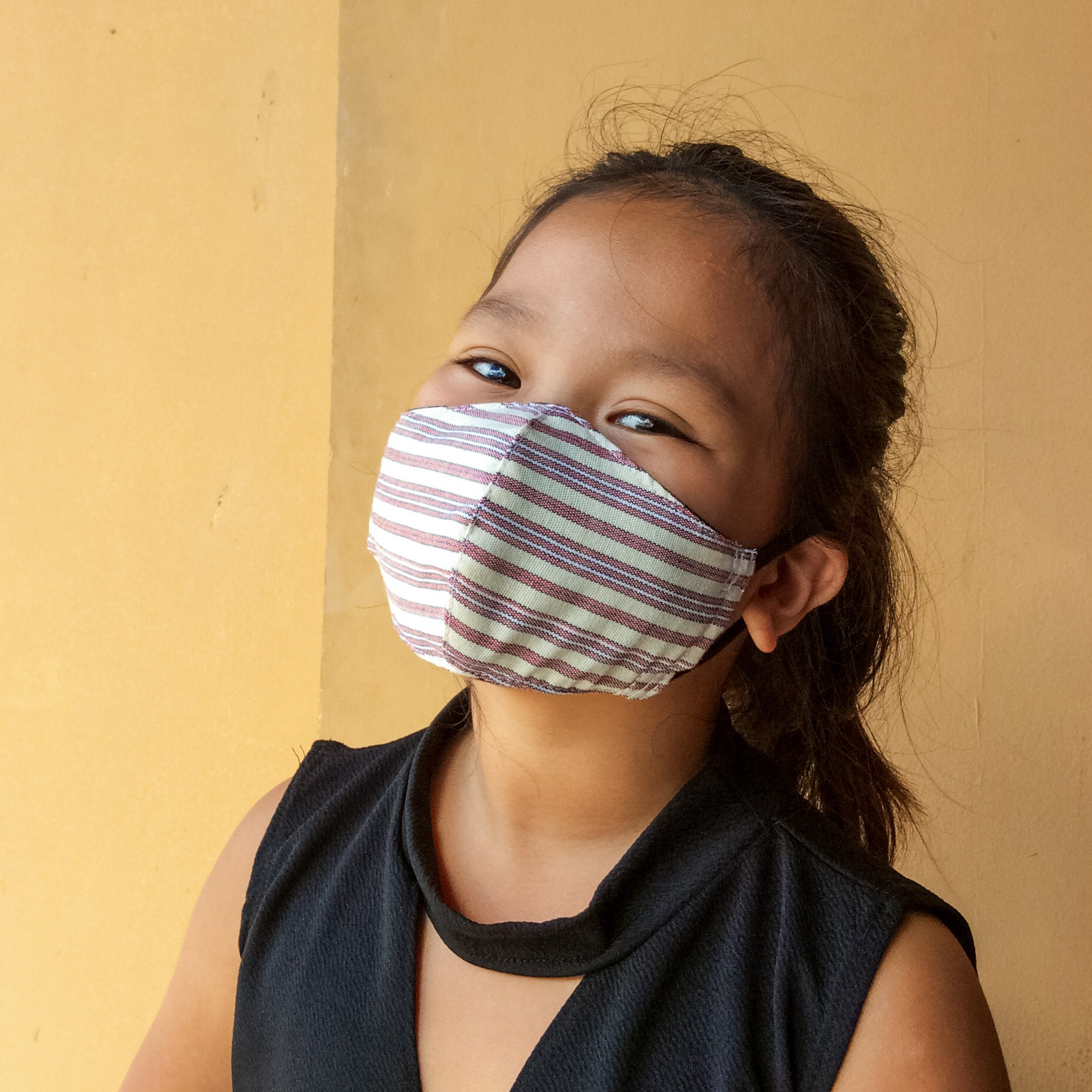 Zero Waste Kids Full Weave Masks
