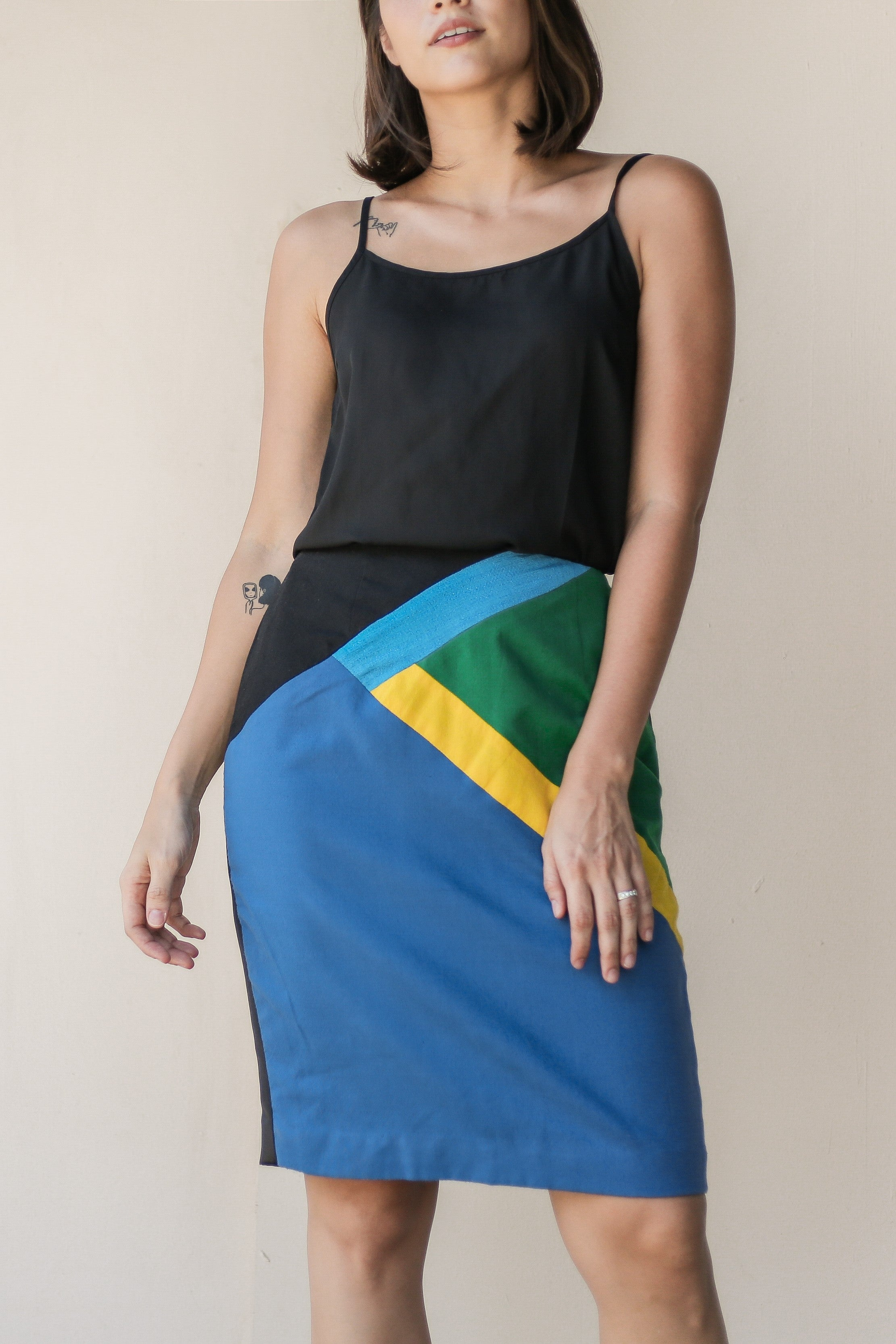 Reweave Kantarines Pencil Skirt