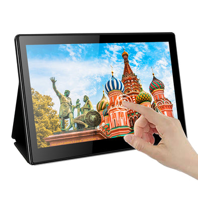 13.3 Inch IPS 1920*1080 USB-C With PD Fast Charge Portable Touch Monitor (T133D)