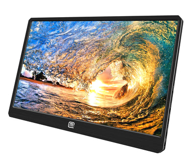 15.6 inch 4K Ultra HD 3840x2160 IPS Dispaly Portable Monitor With USB Type-C /HDMI/DisplayPort Input(156A)