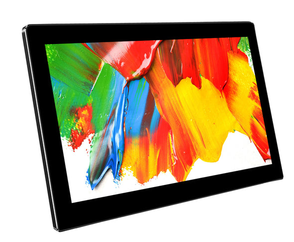 13.3 inch 1080P FHD Capacitive Touch Portable Monitor  USB Powered(T133B)