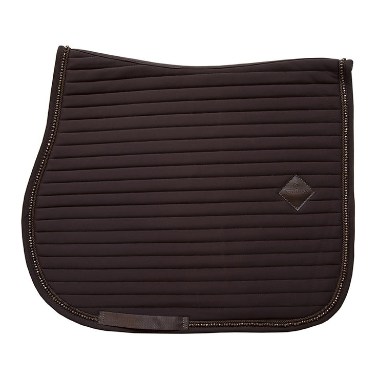 Pearls Showjumping Saddle Pad