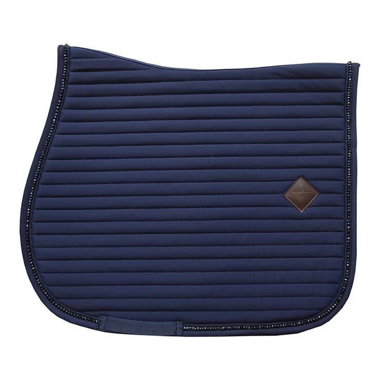 Pearls Dressage Saddle Pad