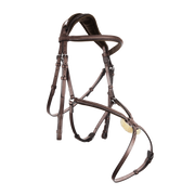 CWD ANATOMIC FIGURE OF 8 NOSEBAND SNAFFLE