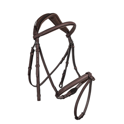 CWD ANATOMIC FRENCH NOSEBAND BRIDLE