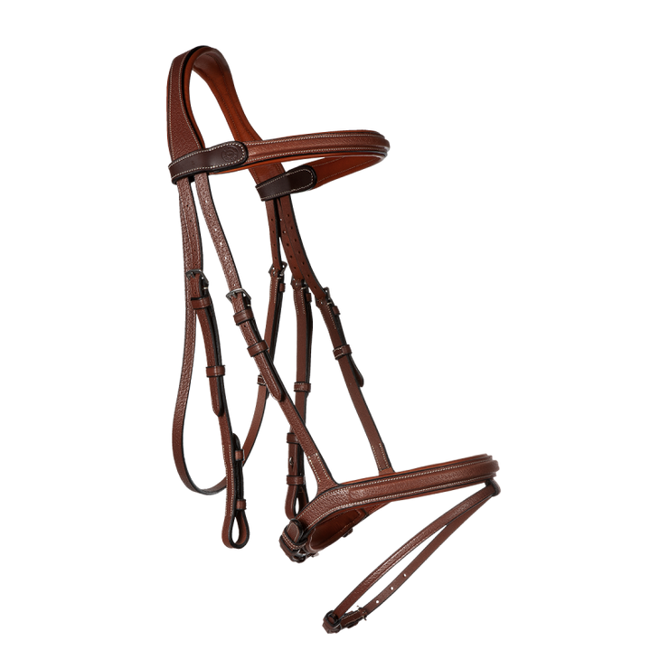 Combined Noseband Sports Bridle