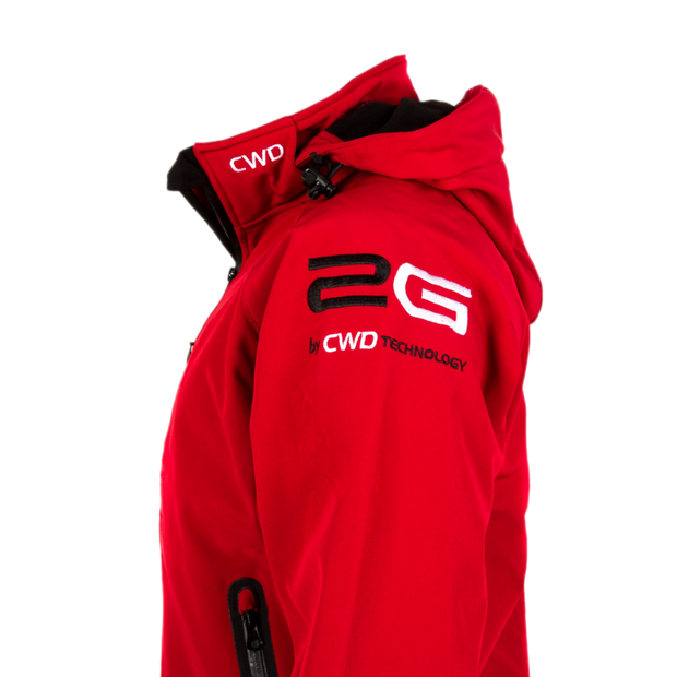CWD MEN'S SOFTSHELL