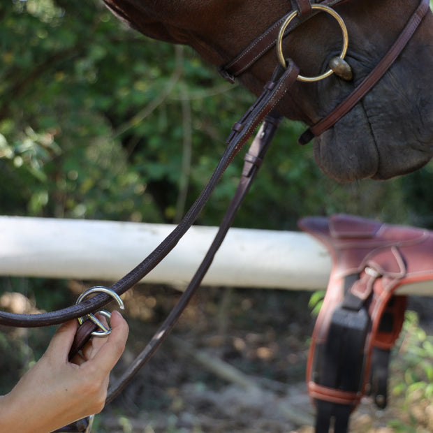 CWD RAISED ADJUSTABLE BRIDGE BREASTPLATE