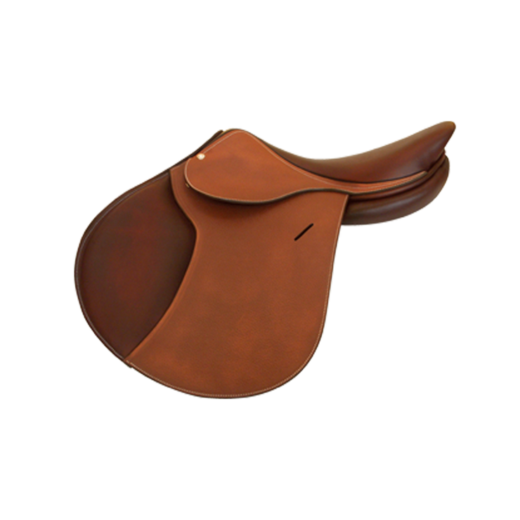 Semi-flat Saddle