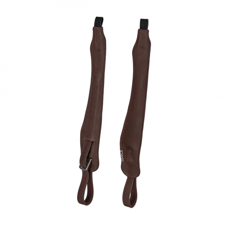 So Jump Stirrup Leathers