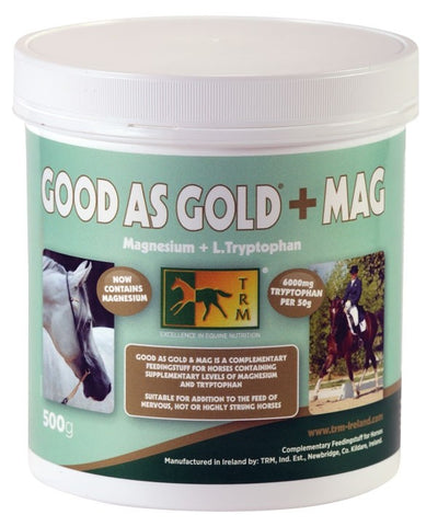Good As Gold & Magnesium