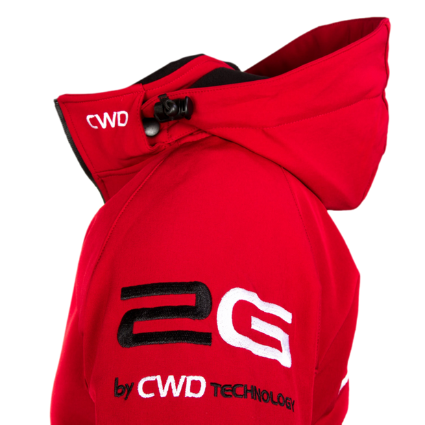 CWD WOMEN'S SOFTSHELL