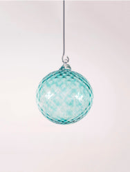 Glass Ornaments, Sea Green