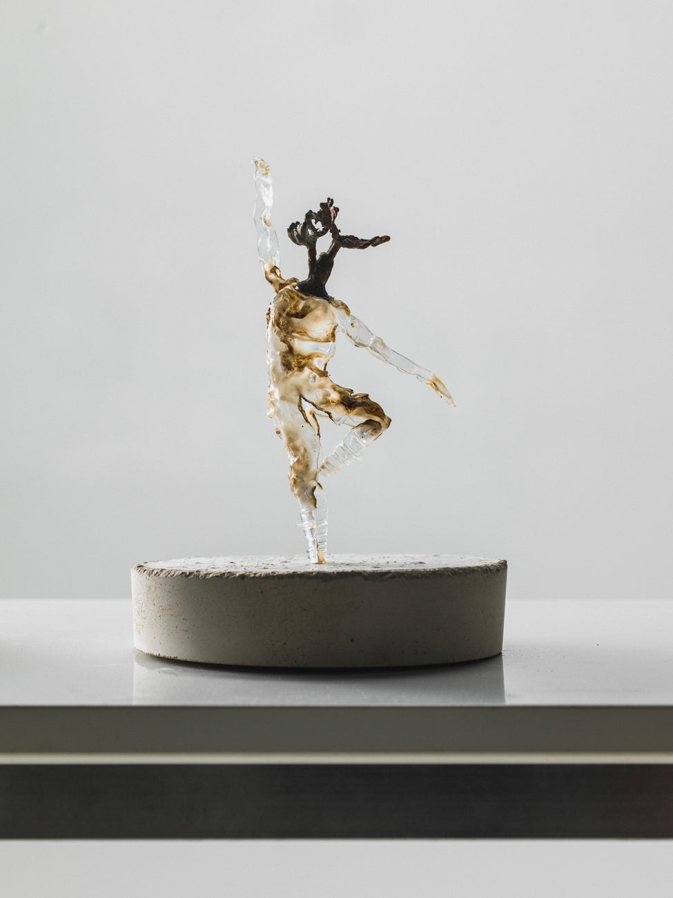 Movement sculptures - Ballerina
