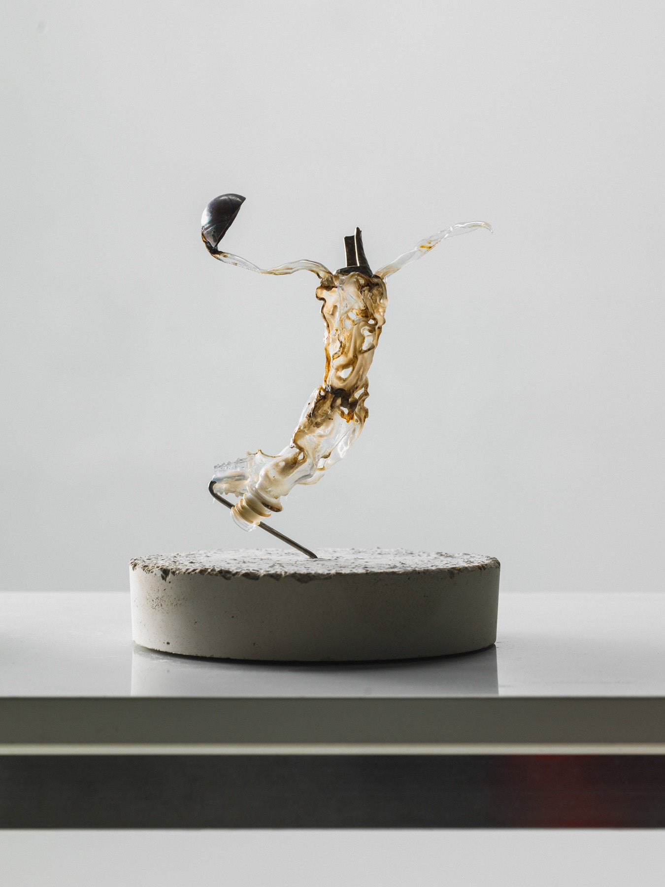 Movement sculptures - Michael Jordan