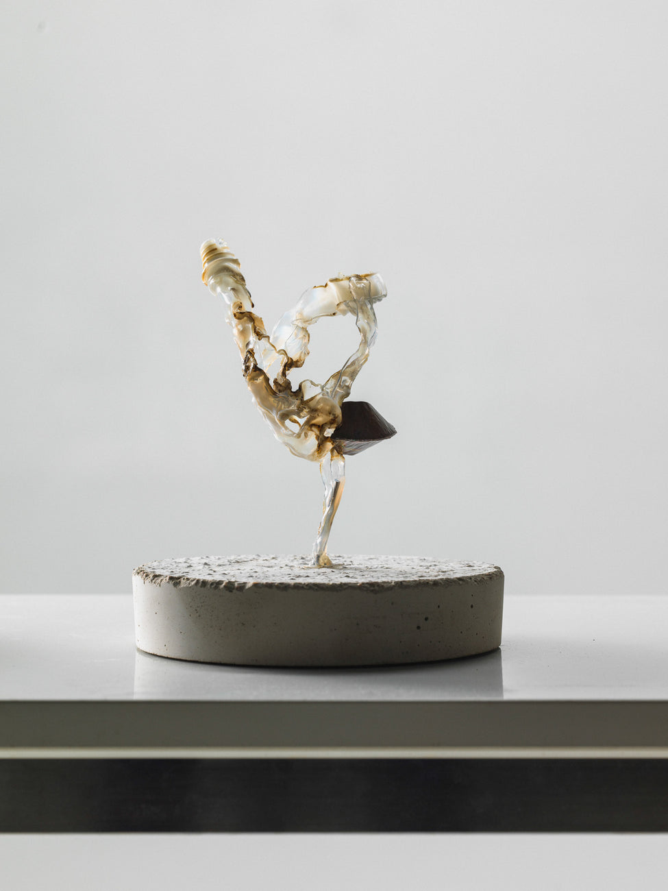 Movement sculptures - Breaker