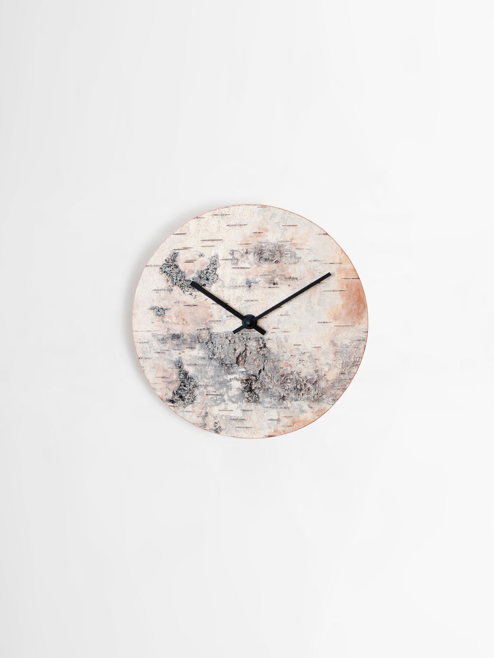 Aika clock, birch bark