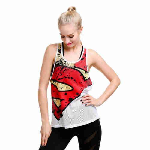 Superwoman TrainX Top