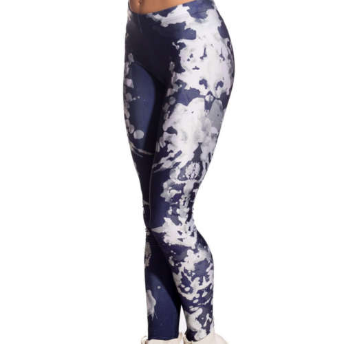 Rorschach Leggings (Inverted)