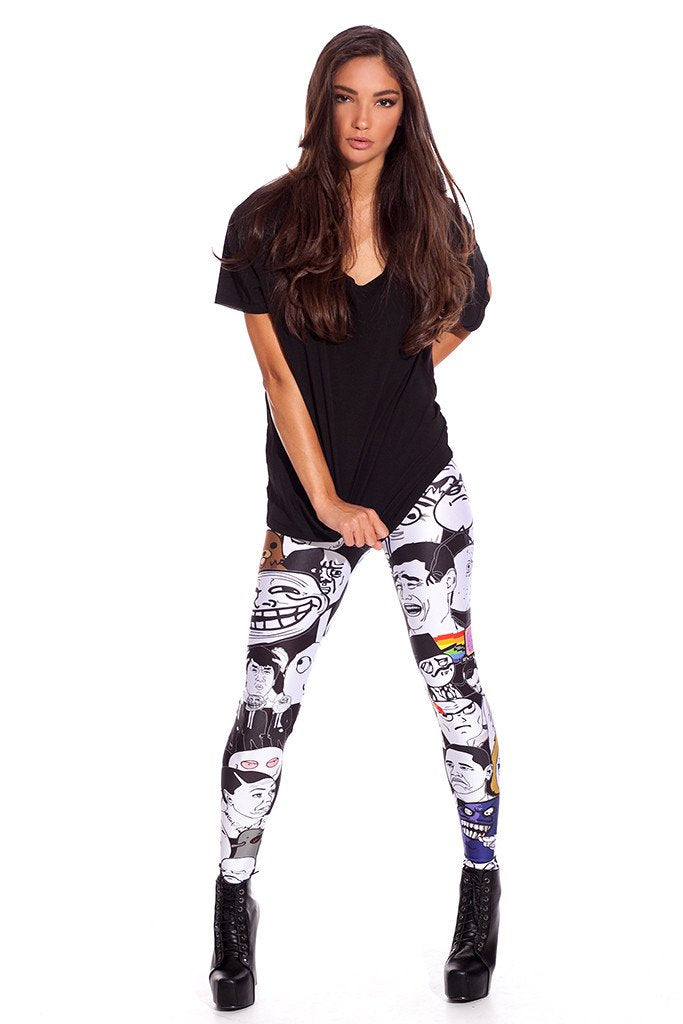 Meme Leggings