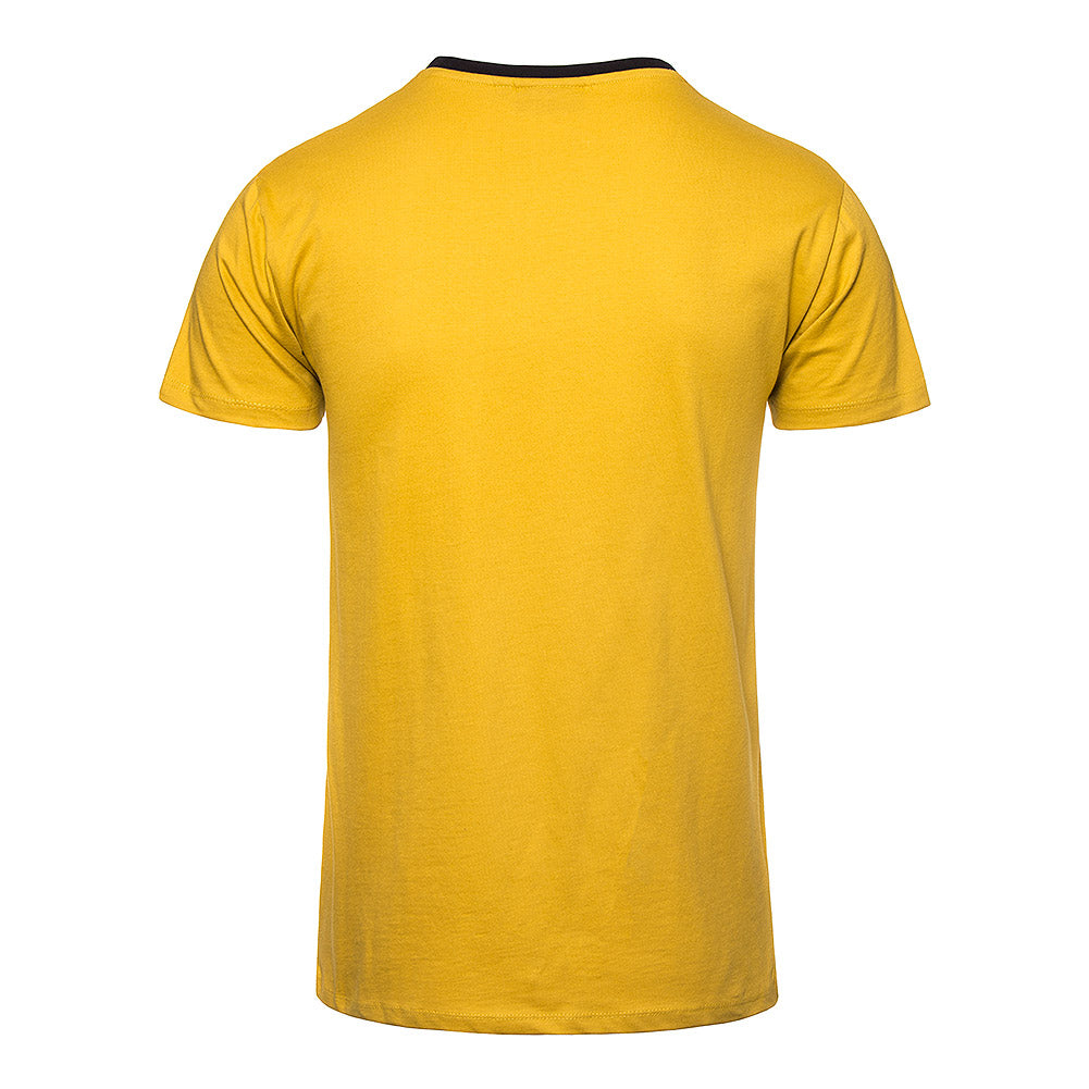 Star Trek Command Uniform T Shirt (Yellow)