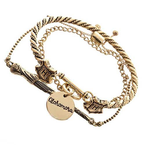 Harry Potter Alohomora Bracelet
