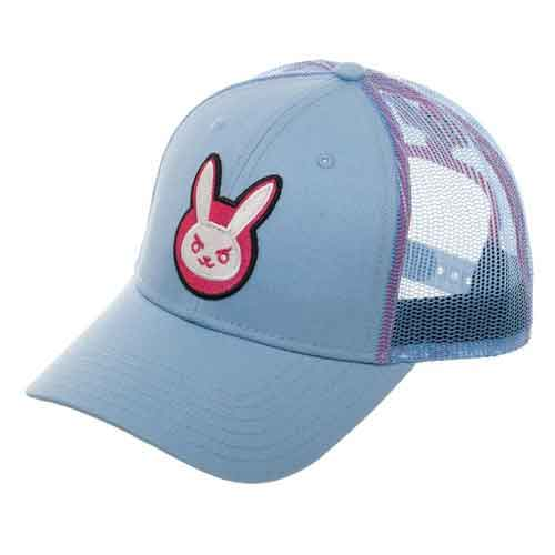 sports shoes 72f60 3d060 Overwatch Baseball Cap Bunny