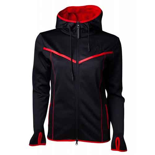 ASSASSIN'S CREED Odyssey Technical Dark Full Length Zipper Hoodie