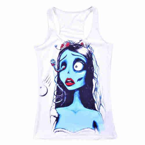 Corpse Bride Top