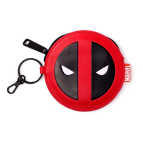 MARVEL COMICS Deadpool Face Coin Purse